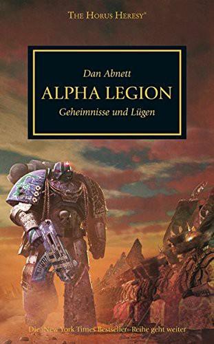 Alpha Legion: Geheimnisse und Lügen