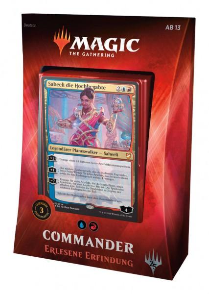 Magic the Gathering Commander 2018 Erlesene Erfindung (DE)