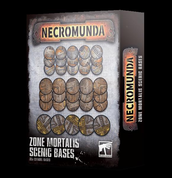Zone Mortailis: Base-Set