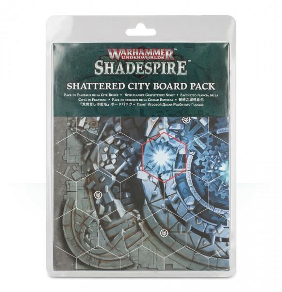 Warhammer Underworlds: Shadespire – Gesplitterte Stadt