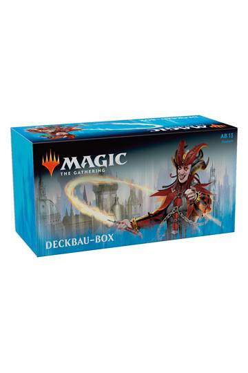 Magic the Gathering Ravnicas Treue Deckbau-Box (DE)