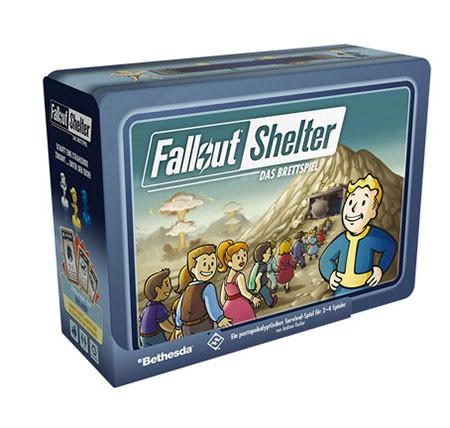 Fallout Shelter - Das Brettspiel (DE)