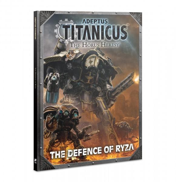 Adeptus Titanicus: The Defence of Ryza (Englisch)