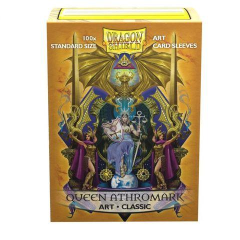Art Sleeves Matte - Dragon of Liberty 100