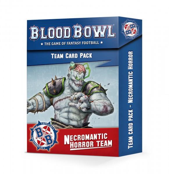 Blood Bowl Necromantic Horror Team Card Pack (Englisch)