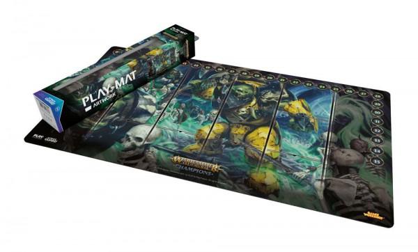 Warhammer Age of Sigmar: Champions Play-Mat Destruction vs. Death 64 x 35 cm