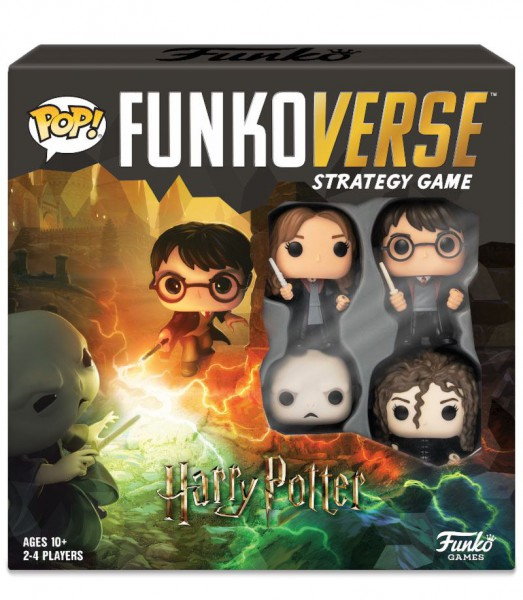 Harry Potter Funkoverse Brettspiel Strategy Game *Englische Version*