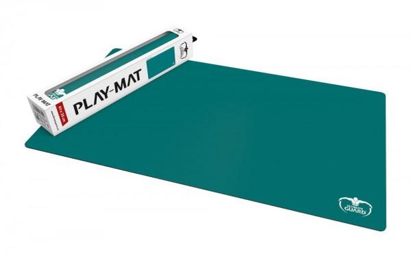 Ultimate Guard Spielmatte Monochrome Petrolblau 61 x 35 cm