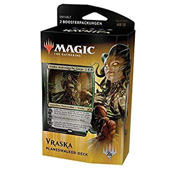 Magic the Gathering Gilden von Ravnica Deck Vraska (DE)