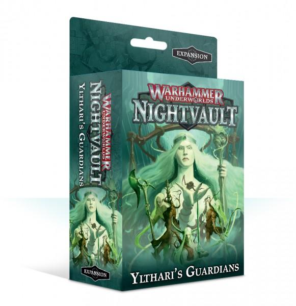 Warhammer Underworlds: Nightvault – Yltharis Wächter (DE)