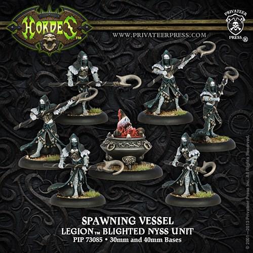 Legion Nyss Spawning Vessel