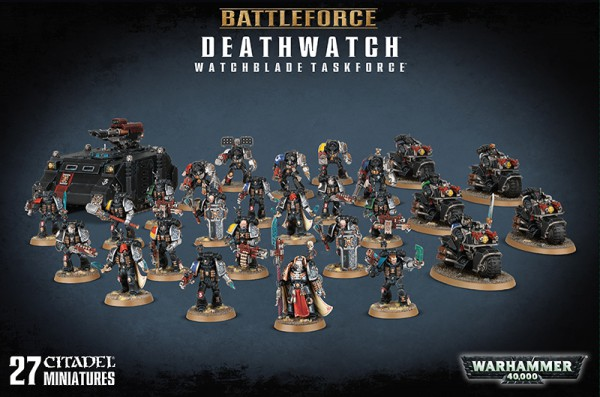 Battleforce: Deathwatch Watchblade Task Force