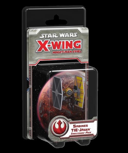 Star Wars X-Wing: Sabines TIE-Jäger (DE)