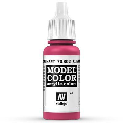 041 Sunset Rot 17 ml