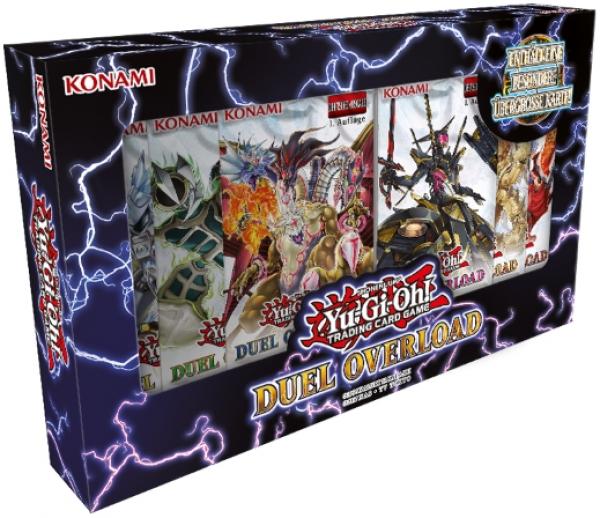 Yu-Gi-Oh Duel Overload Box (DE)
