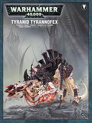 Tyrannofex der Tyraniden