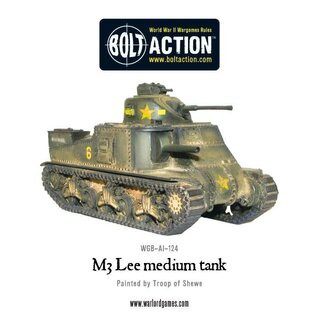 M3 LEE Allied Medium Tank