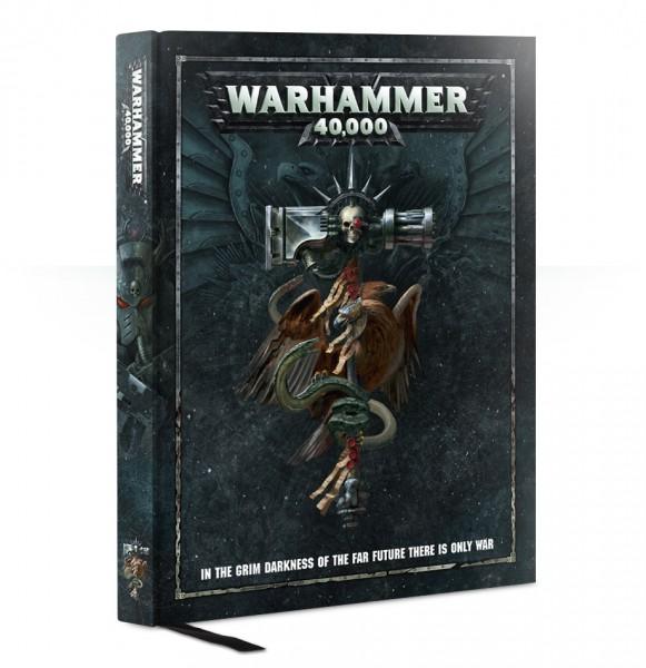 Warhammer 40.000 Regelbuch (DE)
