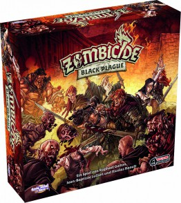 Zombicide Black Plague (DE)