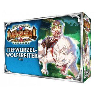 Super Dungeon Explore: Erw. Tiefwurzel-Wolfsreiter (DE)