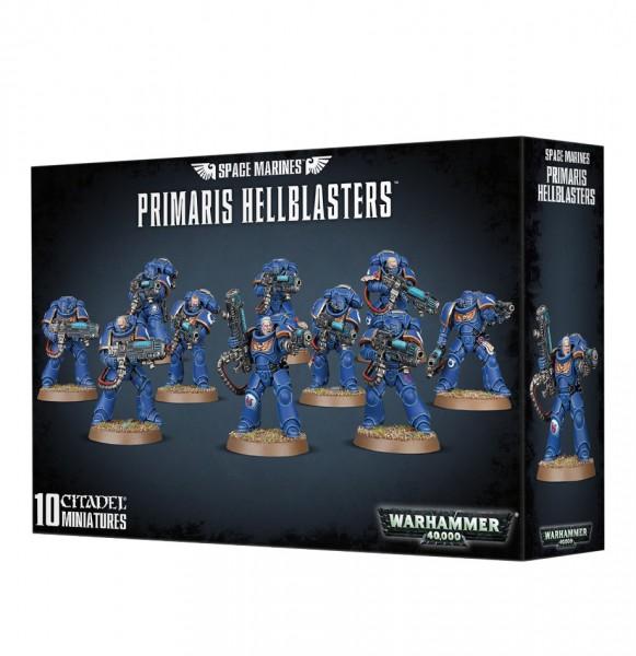 Primaris Hellblasters