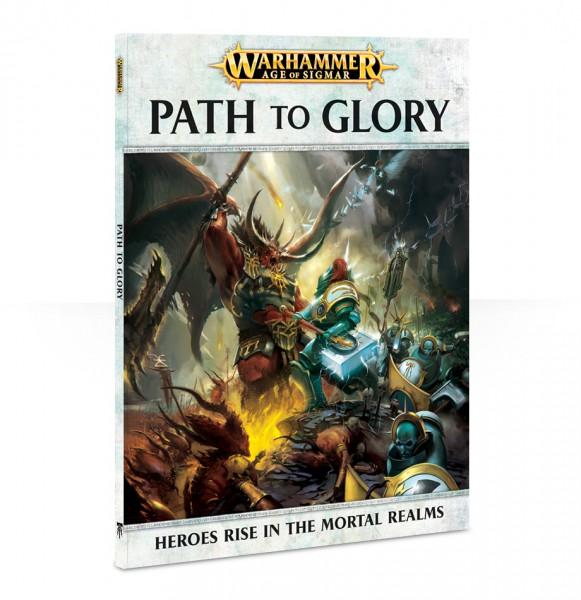 Warhammer Age of Sigmar: Pfad des Ruhms (DE)