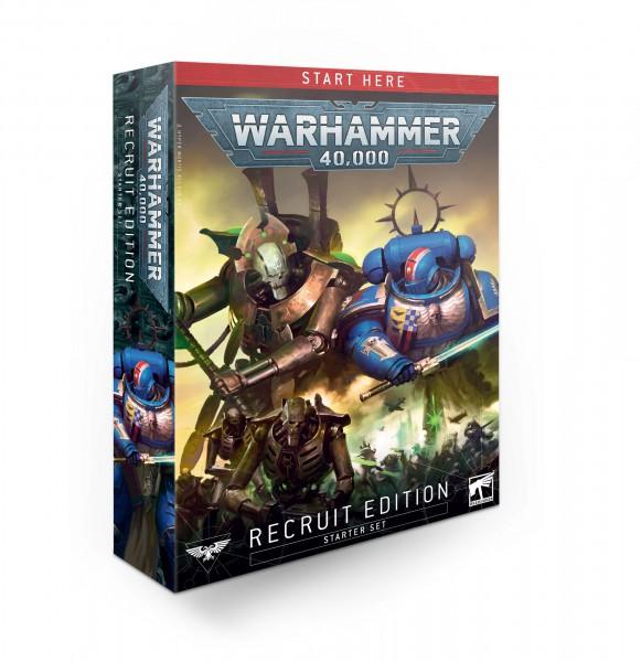 Warhammer 40.000: Rekruten-Edition (DE)