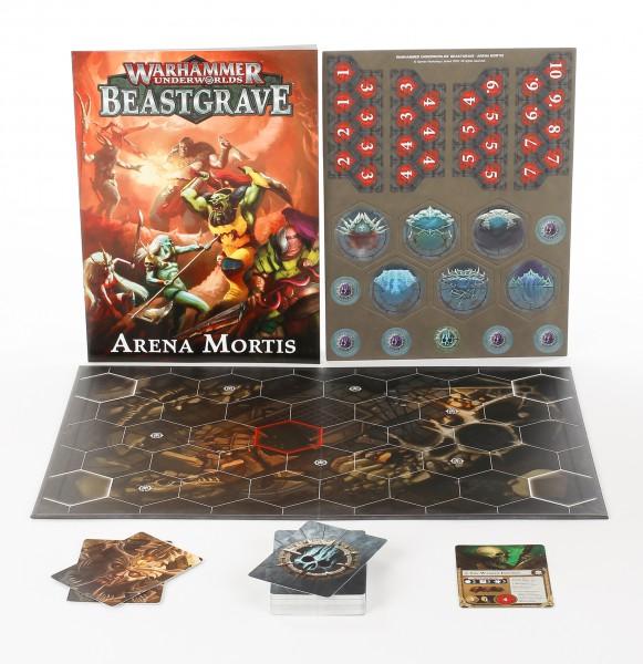 Warhammer Underworlds: Beastgrave – Arena Mortis (Deutsch)