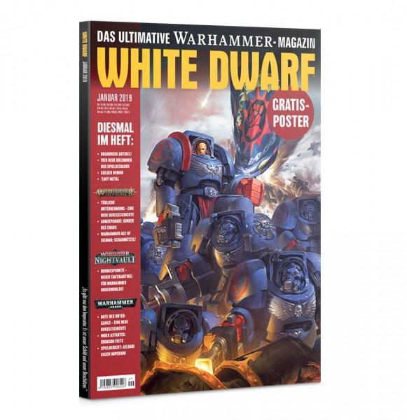White Dwarf Januar 2019 (DE)