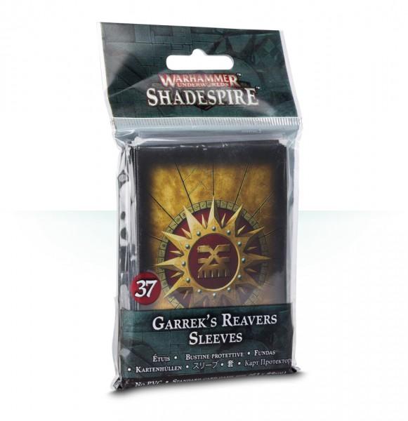 Kartenhüllen für Warhammer Underworlds: Shadespire – Garreks Plünderer