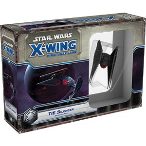 Star Wars X-Wing: TIE-Dämpfer (DE)