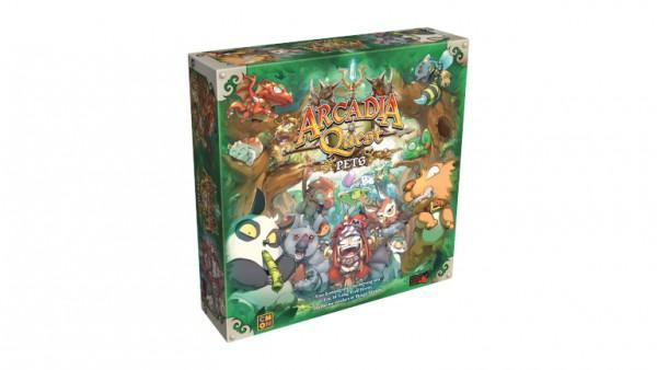 Arcadia Quest: Pets (DE)