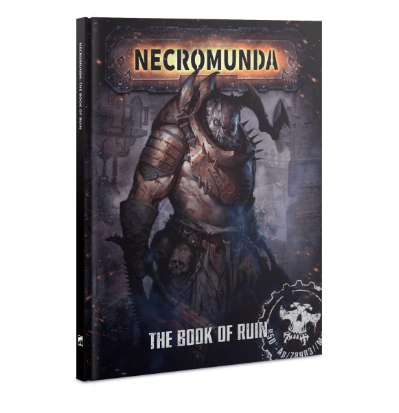 Necromunda: The Book of Ruin (Englisch)