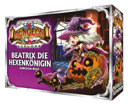 Super Dungeon Explore: Erw. Beatrix, die Hexenkönigin (DE)