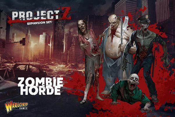 Project Z - Zombie Horde Expansion