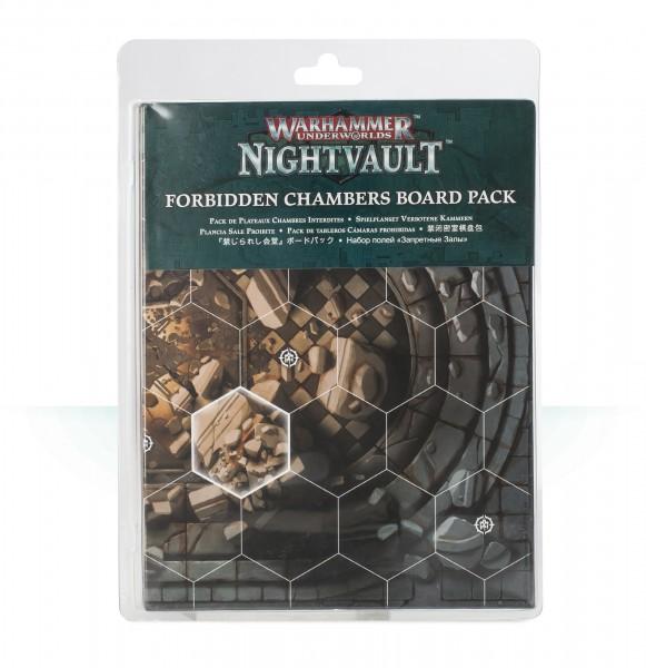 Warhammer Underworlds: Nightvault – Verbotene Kammern