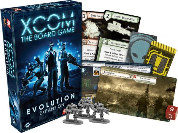 XCOM - Evolution Erweiterung DEUTSCH