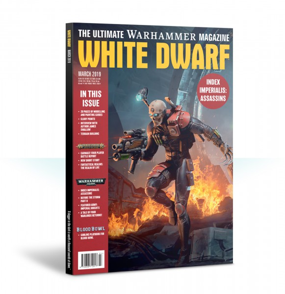 White Dwarf März 2019 (DE)