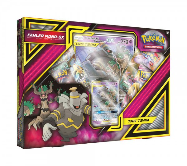 Pokémon Fahler Mond-GX Kollektion (DE)