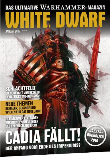 White Dwarf Januar 2017