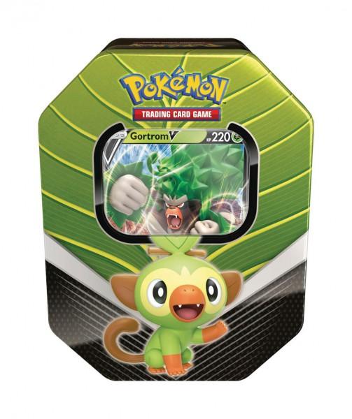 Pokémon Tin Box Gortrom (DE)