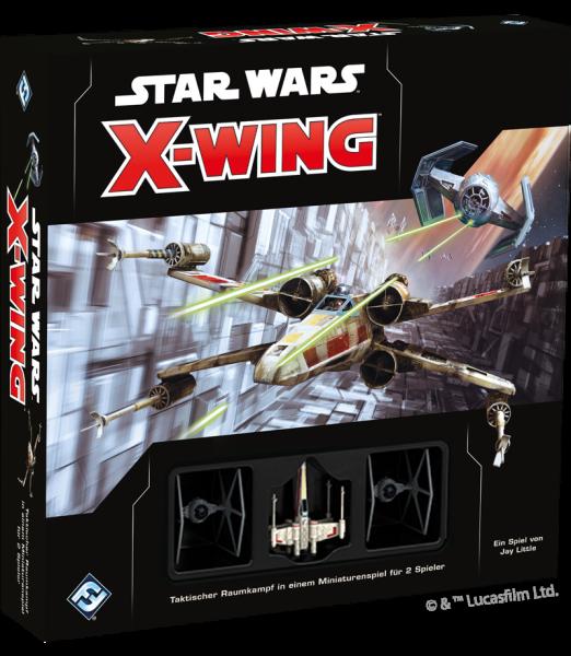 Star Wars: X-Wing 2.Ed. Grundspiel (DE)
