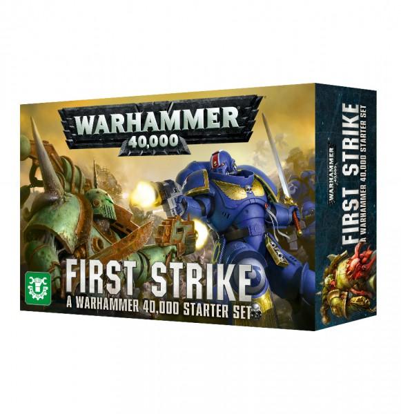 Erstschlag: Ein Starterset für Warhammer 40.000 (DE)