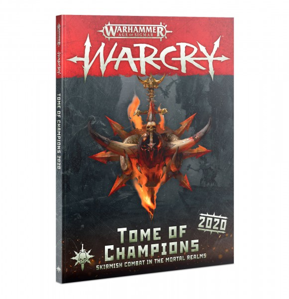 Warcry: Buch der Champions 2020 (DE)