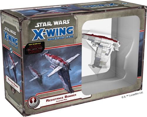 Star Wars X-Wing: Bomber des Widerstands (DE)