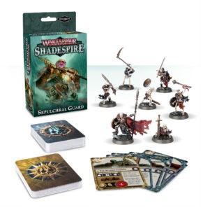 Warhammer Underworlds: Shadespire – Die Grabwache (DE)