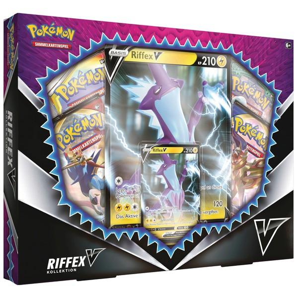 Pokémon Riffex V Kollektion (DE)