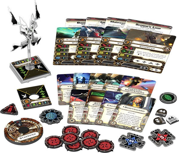 Star Wars X-Wing: Sternenviper (DE)