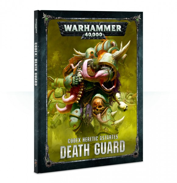 Codex: Death Guard (DE)