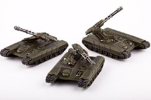 UCM: Rapier AA Tanks (3)